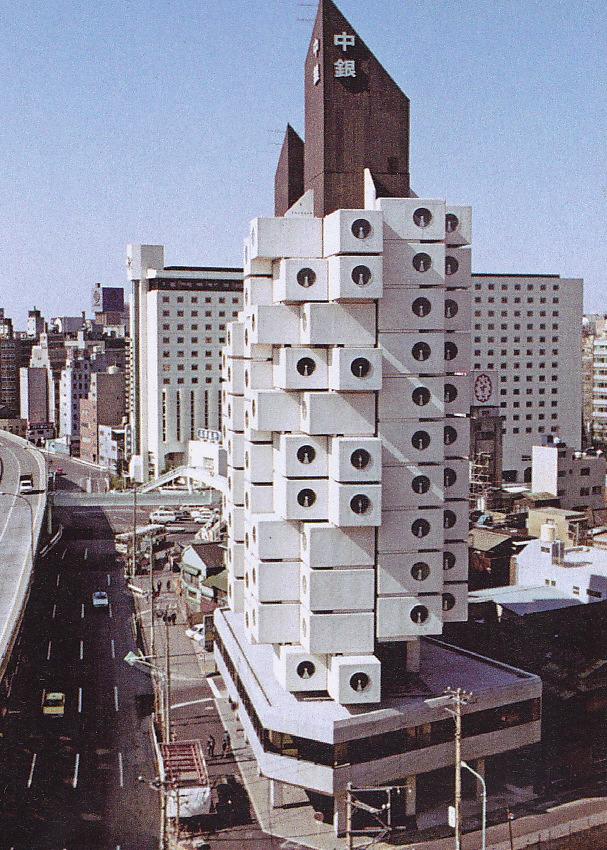 Gedung Unik Yang Berdiri di Tokyo I