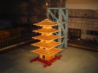 Membuat Bangunan Tahan Gempa di Jepang